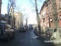 Снег растаял и вместе с ним исчез асфальт. Иркутск. Март 2016