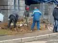 Таджики и лопата