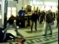 Охранники дали отпор