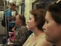 День ВДВ в Московском метро!