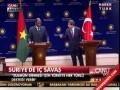 Глава МИД Буркина Фасо упал в обморок во время пресс-конференции. Турция