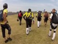 Adventures With Aviator - World Record Freefly Skydives With TJ Landgren (Chicago 2012 Head Down Wor