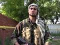 Афганец в Новороссии