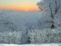 Природа и пейзажи Ульяновской области. Зима