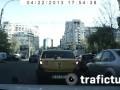 Пешеход не успел перебежать дорогу
