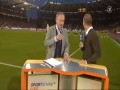 Репортер боится мяча