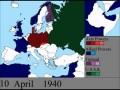 Вторая мировая война за 7 минут
