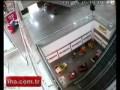 Мальчик чуть не погиб на эскалаторе в Турции