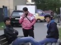 пьяная драка на детской площадке! полиция сработала оперативно!