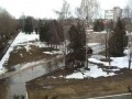 Уборка луж в Костроме 04.04.2016