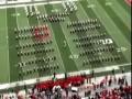 """Лунная походка от оркестра! Видео супер! The Ohio State University """"Moonwalk"""""""