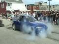 Спалил свой автомобиль / Burnout Epic failf