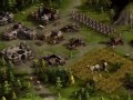 Игра Казаки 3 - первое видео анимации юнитов