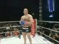 Федя против  Mirko Crocop
