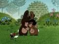 Из мультфильма про крота