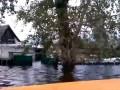 Наводнение. Комсомольск-на-Амуре. 11 сентября 2013 года