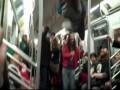Нескучная поездка в метро