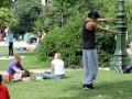 Париж игра с хрустальным шариком