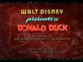 Donald Duck / Сезон 1 / Серия 3