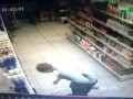 Sensation. Putin's best friend, stealing vodka in American supermarket! Funny. Mega Lol. View Al