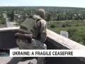 Репортаж из Авдеевки: взгляд с украинской стороны