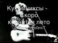 Кукрыниксы - Скоро кончится лето