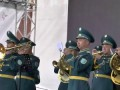 ABBA.Военный оркестр Казахстана.brass band