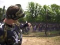 Largest Paintball Battle - Living Legends 6 x HK Army