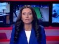 Ведущая новостей жжет. Габриела Анточел