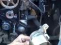 Замена ремня ГРМ на ГАЗель с двигателем Крайслер возле дома.