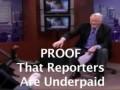За что недоплачивают репортерам...