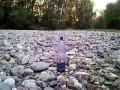 карбид+вода+бутылка Взрыв