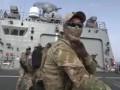Тренировка спецназа Южной Кореи