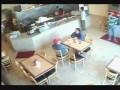 Драка в кафе