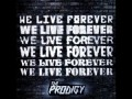 The Prodigy - We Live Forever (Official Audio)