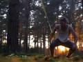 Forest Beasts | Slackline