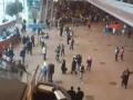 Флэшмоб в аэропорту Домодедово