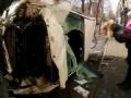 Жесткая авария в Красноярске
