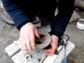 Электропила по русски / electric saw