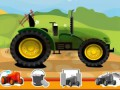Смотреть трактор для детей. Трактор на автомойке. Мультик про автомойку и трактор