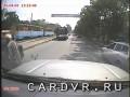 Не заметил пешехода?