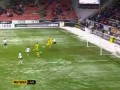 Русенборг - Металлист 1-2 голы