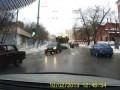 Пешеход и водитель Ford