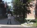 Пешеход с ножом