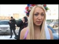 Femen в ЗАГСе