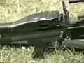 M60 Light Machine Gun