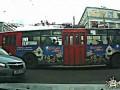 Тролллейбус и пассажиры