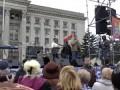 митинг на Куликовом Поле в одессе 10 апреля
