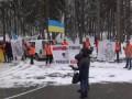 Неудачная провокация в ВНМУ 27-02-2014