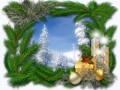 Зимнее приветствие-эпиграф  (с автозапуском музыки)